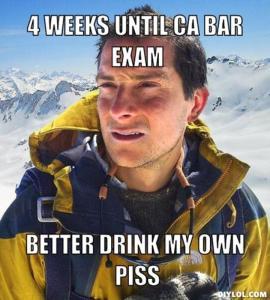 resized_bear-grylls-meme-generator-4-weeks-until-ca-bar-exam-better-drink-my-own-piss-175952
